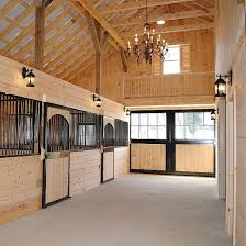 rustic chandeliers add bit of elegance to ny horse barn barn light electric blog sweet clean ideas for my future barn horse