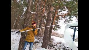 Уборка <b>снега</b> с крыш. <b>Скребок</b> для <b>снега</b> телескопический для ...