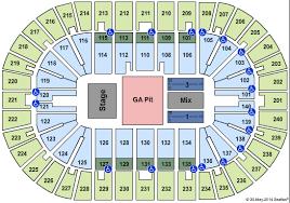 Veracious Us Bank Arena Seat Chart Us Bank Arena Seating