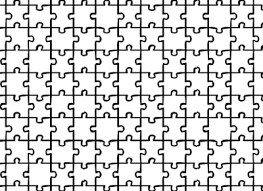 Small Picture Tessellation Coloring Pages