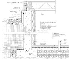 basement foundation design. Basements_basement Insulation Interior And Exterior Basement Foundation Design Ecohome