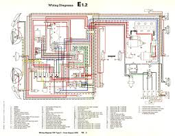 1980 vanagon wire diagrams wiring diagram for models from 1970 1971 model year electrical system