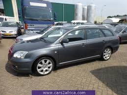 TOYOTA Avensis 2.4 #64866 - used, available from stock