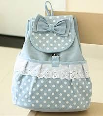 Preppy style <b>canvas backpack</b>   Сумки из ткани 3   <b>Рюкзак</b>, Сумки и ...