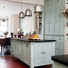 Marvelous Blue Painted Kitchen Cabinets Enhance Your Kitchen Decor