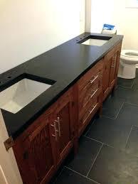 refinishing concrete countertops bathroom sink sink refinishing
