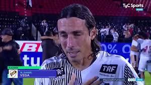 Un mar de lágrimas: la emoción de Daniel Vega tras el ascenso de Platense