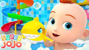 Buổi đi tắm cùng những người bạn đồ chơi | Em bé đi tắm | Nhạc thiếu nhi  vui nhộn