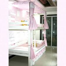 diy bunk bed privacy curtains curtain ideas pictures dorm room house