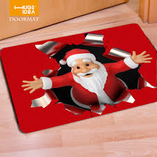 Non Slip Rugs For Kitchen Online Get Cheap Christmas Kitchen Rugs Aliexpresscom Alibaba