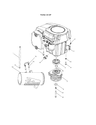 20 hp kohler engine wiring diagram motor parts inside