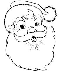 Small Picture Santa Claus Coloring Page fablesfromthefriendscom