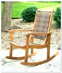 rocking chair com merry garden