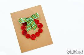 Gem Icicle DIY Christmas Card  Craft IdeasChristmas Card Craft Ideas