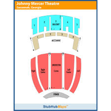 Johnny Mercer Theater Seating Johnny Mercer Theatre Events