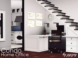 sims 3 cc furniture. Condo Home Office Is For Those Sims Who Like To Work In Open Space. It Simply Use Of Space Small Houses Where Every Inch Really Important. 3 Cc Furniture N