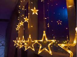 xmas lighting decorations. Unique Lighting Decoration 12 Star Shape Led Flash Christmas Lights New Orleans To Xmas Lighting Decorations