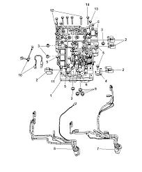 68019702aa genuine ram solenoid transmission