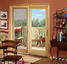 wood sliding patio doors. Architect Series® Wood Sliding Patio Doors
