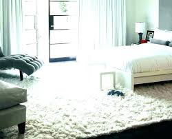 bedroom rugs furry for medium size of area amazing modern large white rug big fur large white area rug