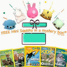 image source s magezclic page natgeo littlekids gift set w free mini squioy in a mystery box
