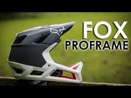 Fox Airframe Size Chart Fox Proframe Helmet Sizing Guide Youtube