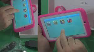 everpad DC 1545 7' Kids Tablet Pembe Tablet İncelemesi - YouTube