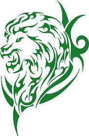 Lion Tribal 01 Decojcd At Gmailcom Lions Tiger Tattoo Design Lion