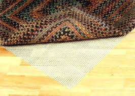8x11 rug pad for hardwood floors area pads at best s in over carpet 8x11 rug pad