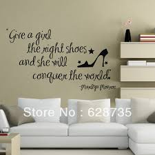 make your own wall decals marilyn monroe wall decal es vinyl wall stickers girls bedroom decor