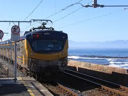 Железнодорожный транспорт в Южно Африканской Республике Википедия