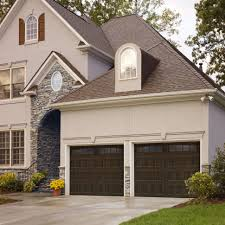 walnut garage doorsGarage Doors  Dark Bronze Residential Garageorsdark Brownors With