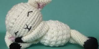 Amigurumi Crochet Patterns Adorable Lamb Amigurumi Pattern Lamb Crochet Pattern
