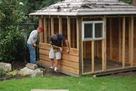 Small Picture Should I Use Shed Plans To Build My Next Garden Shed