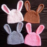 Crochet Patterns For Beginners Impressive Bunny Hat