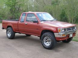 1994 toyota pickup - nice color | Trucks | Pinterest | Toyota and Cars