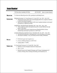 Targeted Resume Template Amazing Targeted Resume Template Word Lovely Chronological Resume Template