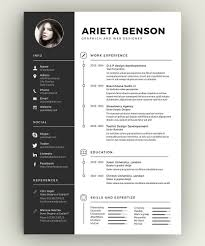 Resume Design 2017 Resume Trends 24 Cryptoave 3