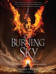 the burning sky the elemental trilogy 1 by sherry thomas 4 star ratings