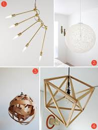 diy modern lighting. diy modern lighting curbly