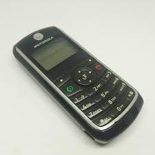 MOTOROLA C118 BLACK MOBILE PHONE ...