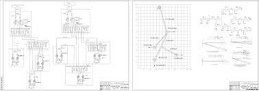 Курсовые и дипломные проекты по электроснабжению Чертежи РУ Курсовой проект Проектирование района электрических сетей