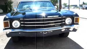 RARE 1972 Chevrolet HEAVY CHEVY Chevelle 454 Big Block 5 Speed ...