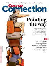 The Costco Connection February 2019 Page Cover