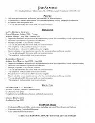 Simple One Page Resume Sample Free Resume Templates Simple One Page Template Cv Resumes Good 15