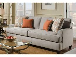 American Furniture Popstitch Dove Sofa Great American Home Store