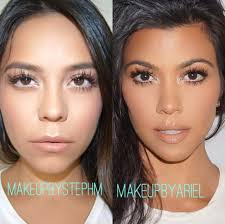 makeup by ariel tejada series part 1 easy eye tutorial kourtney kardashian you