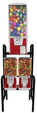 Candy Vending Machine Toy Awesome Triple Big Pro Toy Capsule Pro Line Candy Vending Machine Rack