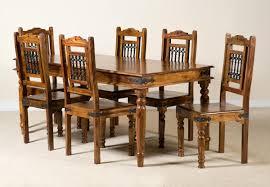 Sheesham Bedroom Furniture Jali Sheesham 180cm Table 6 Chairs Casa Bella Furniture Uk
