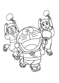 This article features 20 most popular superheroes of all time. Doraemon Coloring Pages Free Printable Coloring Pages For Kids
